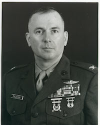Photograph of Col. Andy Finlayson